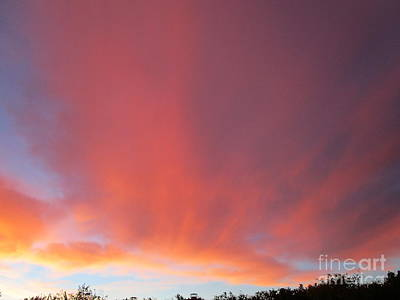 Photograph - Sunset Time 2 by Randall Weidner