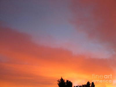 Photograph - Sunset Time 3 by Randall Weidner