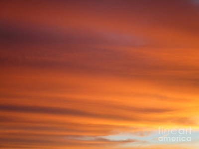 Photograph - Sunset Time 4 by Randall Weidner