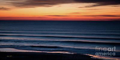 Photograph - Sunset Topsail Beach 3jm - 2014 by Matthew Turlington