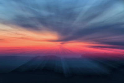 Photograph - Sunset Twist by Art Cole