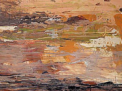 Digital Art - Sunset Vistas by Nancy Kane Chapman