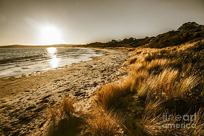 Oceania Photograph - Sunsets And Tasmanian Seas by Jorgo Photography - Wall Art Gallery