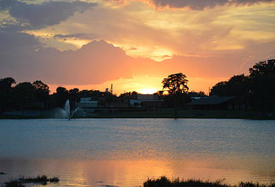 Photograph - Sunsets Are Wantonly Beautiful by rd Erickson