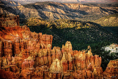 Photograph - Sunsets In The Canyon by Rebecca Hiatt