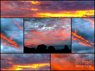 Photograph - Sunsets by Joyce Woodhouse
