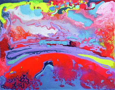 Sunsetting #8 Art Print