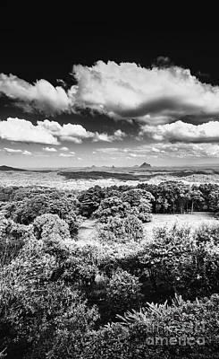 Photograph - Sunshine Coast Hinterland Lookout by Jorgo Photography - Wall Art Gallery