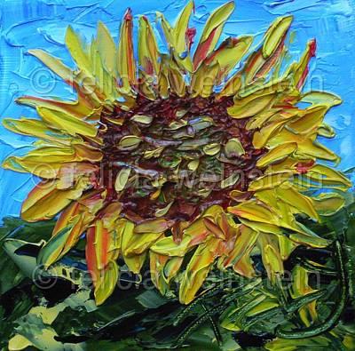 Painting - Sunshine by Felicia Weinstein