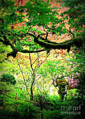 Photograph - Sunshine In The Garden by Carol Groenen