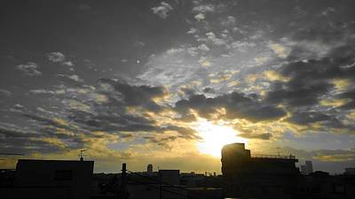 Digital Art - Sunshine by Kumiko Izumi