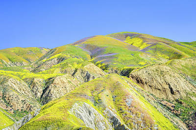 Photograph - Sunshine On Coloris Mons by Alexander Kunz