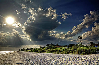 Photograph - Sunshine On Sanibel Island by Chrystal Mimbs