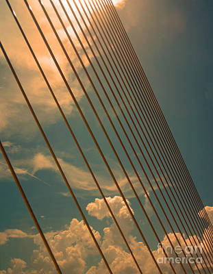 Sunshine Skyway I Original by Francine Stuart