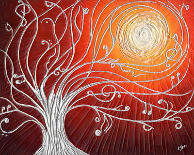 Sunshine Song Print by Laura Teti