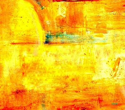 Painting - Sunshower by VIVA Anderson
