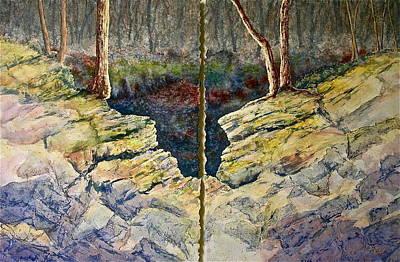 Sunstruck Art Print by Carolyn Rosenberger