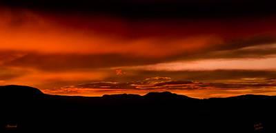 Photograph - Sunwork by Diane C Nicholson