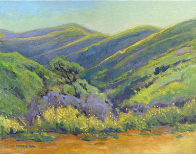Painting - Super Bloom 2 by Konnie Kim