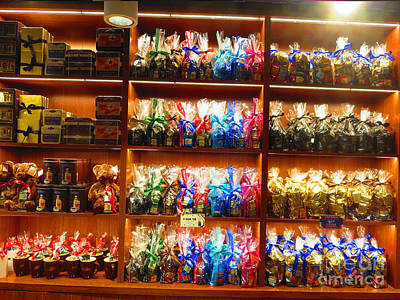 Photograph - Super Candy Store In Boston My Friends Ate A Treasure Icecream For Usd12  Navinjoshi Fineartamerica  by Navin Joshi