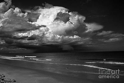 Super Cell Storm Florida Art Print