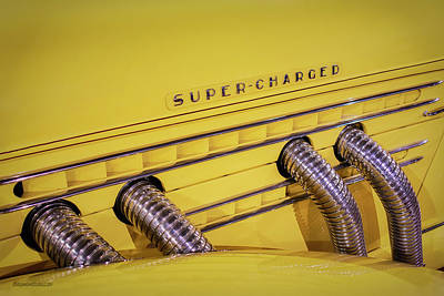 Photograph - Super Charged by LeeAnn McLaneGoetz McLaneGoetzStudioLLCcom
