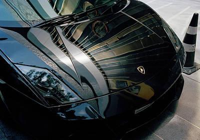 Photograph - Super Lamborghini  by Shaun Higson