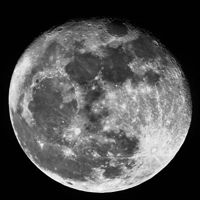 Photograph - Super Moon 2 by Michael Gordon