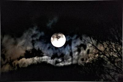Eric Decker Photograph - Super Moon 2017 by Eric Decker