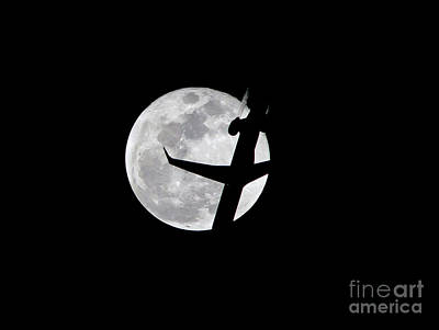 Photograph - Super Moon 2018 by Kevin McCarthy