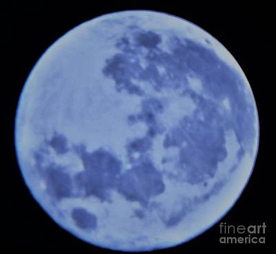 Photograph - Super Moon 3 by John Williams