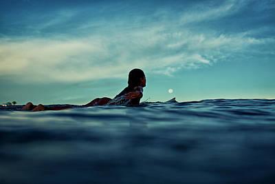Photograph - Super Moon by Nik West