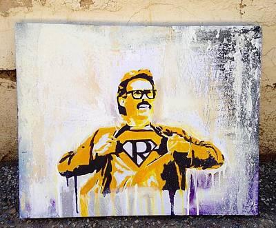 Super Rambis Original by Ric'Diculous' Artist