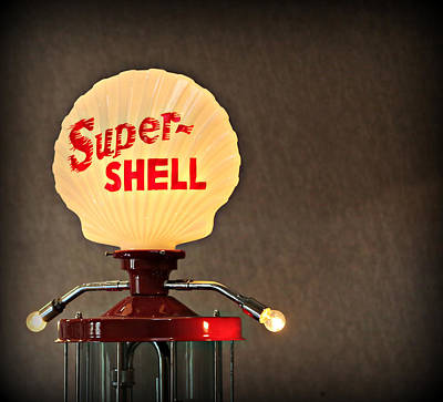 Photograph - Super-shell by Steve Natale