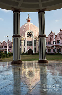 Worship God Photograph - Super Speciality Hospital  by Tim Gainey