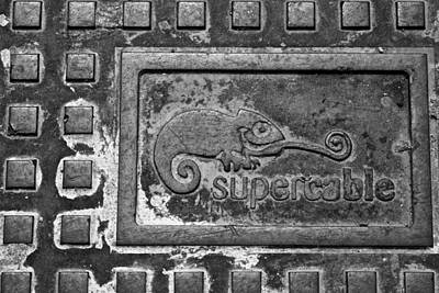 Photograph - Supercable by Eric Tressler
