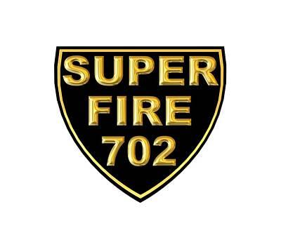 Digital Art - Superfire 702 by Peter Hutchinson