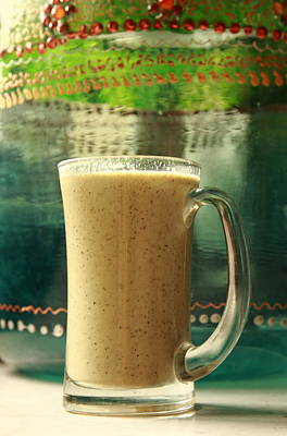 Photograph - Superfoods Smoothie by Murtaza Humayun Saeed