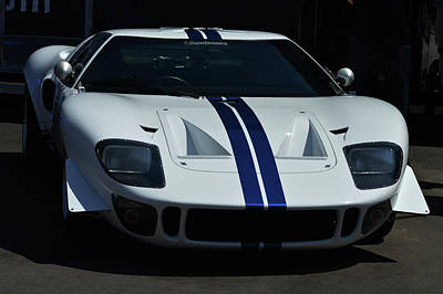 Photograph - Superformance G T - 40 by Bill Dutting
