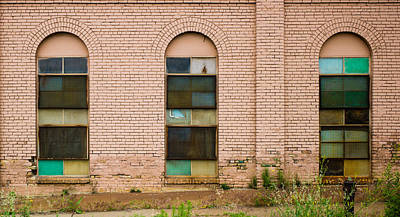 Photograph - Superior Plating Windows by Mike Evangelist
