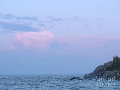 Photograph - Superior Solitude by Ann Horn