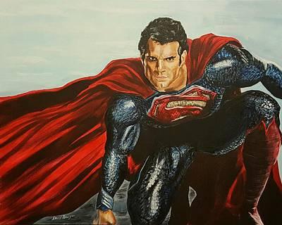 Superman, Man Of Steel Original