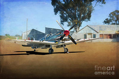 Photograph - Supermarine Spitfire Mk Viii by Stuart Row