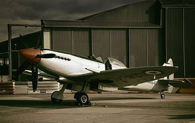 Photograph - Supermarine Spitfire Sm845 by Jason Green