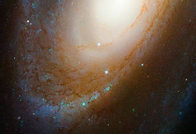 Photograph - Supernova 1993j by Marco Oliveira