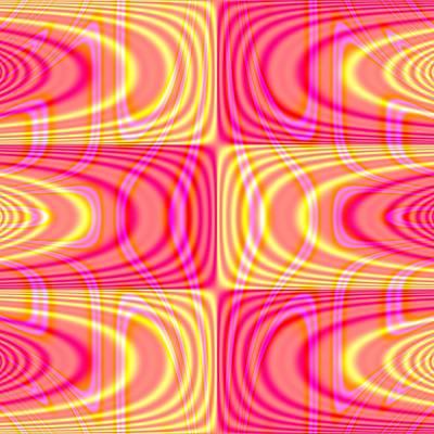 Superposition Of Trigonometric Curves No 004 Art Print by Dejan Antanaskovic
