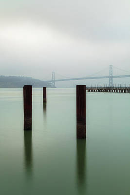 Photograph - Anchors For The Bay  by Jonathan Nguyen