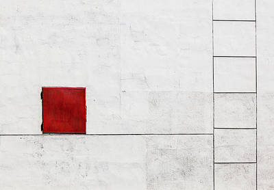 Abstract Architecture Photograph - Suprematism Is All Around by Ksenia Voeykova