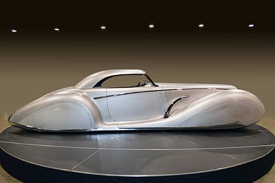 Photograph - Supreme Coupe by Bill Dutting