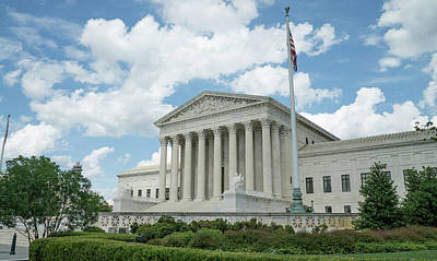 Photograph - Supreme Court by Jared Windler